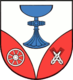 Coat of arms of Sandesneben