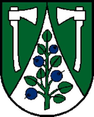 Ottenschlag im Mühlkreis - Image: Wappen at ottenschlag im muehlkreis