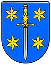 Coat of arms of Kandel