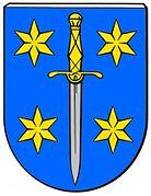 Das Wappen von Kandel
