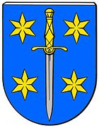 Coat of arms of the city of Kandel