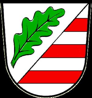 Aicha vorm Wald - Image: Wappen von Aicha vorm Wald