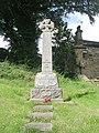 War Memorial - Church Lane - geograph.org.uk - 1431930.jpg