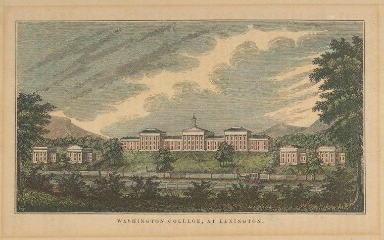 Washington College Lexington Virginia 1845.jpeg