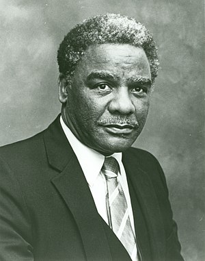 Harold Washington - Washington during his tenure as a member of Illinois's first district in the U.S. House of Representatives circa 1982.