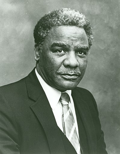Harold Washington, 51st mayor of Chicago, was the first African American mayor. Washington h.jpg