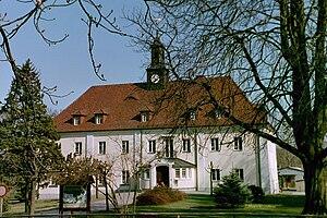 Lawalde - Image: Wasserschloss kleindehsa
