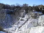 File:Waterdawn Webster Falls in Winter2.jpg