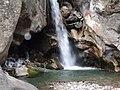 Waterfall in Swat Kohistan area KPK Pakistan 2.jpg