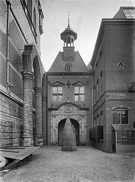 Afbeeldingsresultaat voor waterpoort gorkum Rijksmuseum Amsterdam