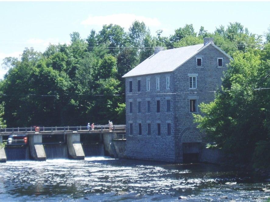 Watson's Mill July 2005