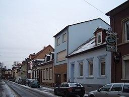 Weberstraße in Kaiserslautern