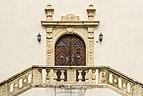 Wernberg Klosterweg 2 ehem. Schloss barockes Ost-Portal bez. 1755 14062018 5859.jpg