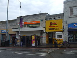 West Croydon stn entrance 2012.JPG
