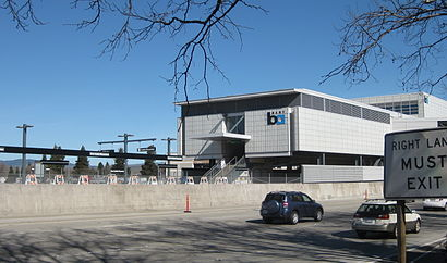 How to get to West Dublin / Pleasanton BART Station with public transit - About the place