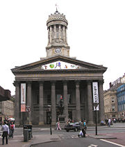 GoMA is the second most visited contemporary art gallery in the United Kingdom outside London.