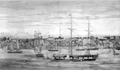 WhalingVoyage ca1848 byRussell and Purrington detail NewBedfordWhalingMuseum12.png