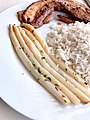 White Asparagus bacon rice.jpg