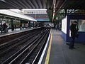 Whitechapel station platform 2 look west.JPG