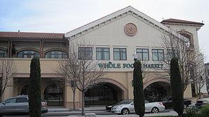 Whole Foods Market in San Mateo, California.