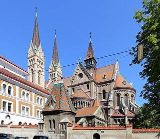 St. Canisiuss Church, Vienna