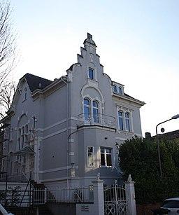 Fritz-Reuter-Straße in Wiesbaden