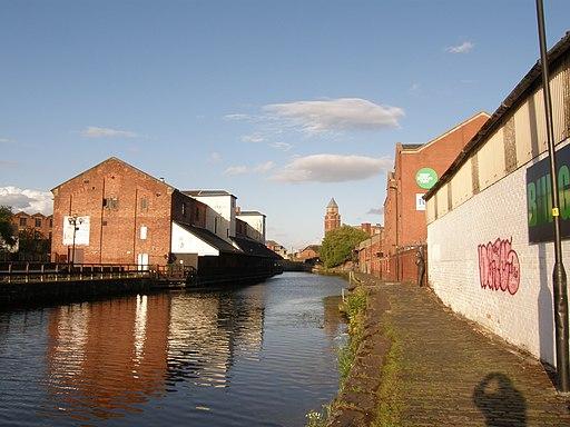 Wigan Pier - panoramio