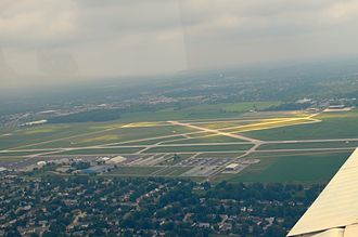 Ohio State University Airport - Image: Wiki Air Ohio 01 KOSU
