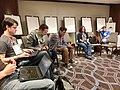 Wikimania 2017 by Deryck day 2 - 05 ambassadors.jpg