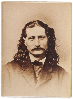 American folk hero and lawman