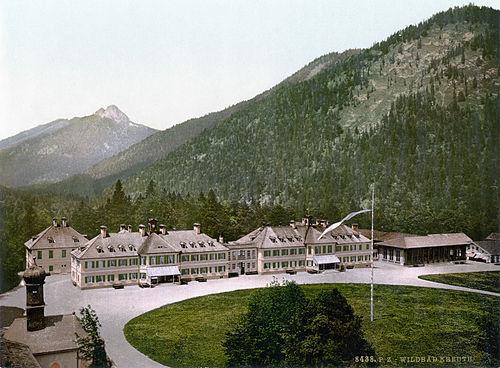 Wildbad Kreuth 1900