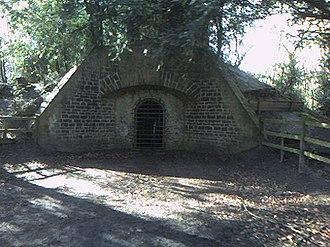Rufford Abbey - Rufford Abbey Ice House 1