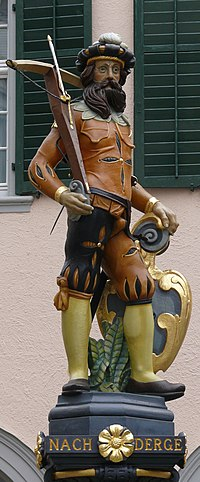 Wilhelm tell fountain schaffhausen.jpg