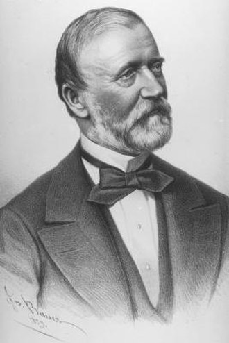Engerth locomotive - Wilhelm von Engerth