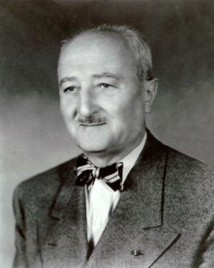 William F. Friedman - Image: William Friedman