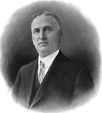 William A. Ashbrook - Image: William A. Ashbrook 1913