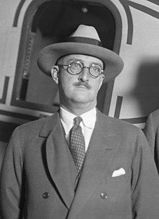 William E. Boeing in 1929