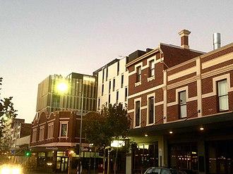 Northbridge, Western Australia - William Street, Northbridge
