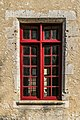 Window of the Castle of Fougeres-sur-Bievre 03.jpg