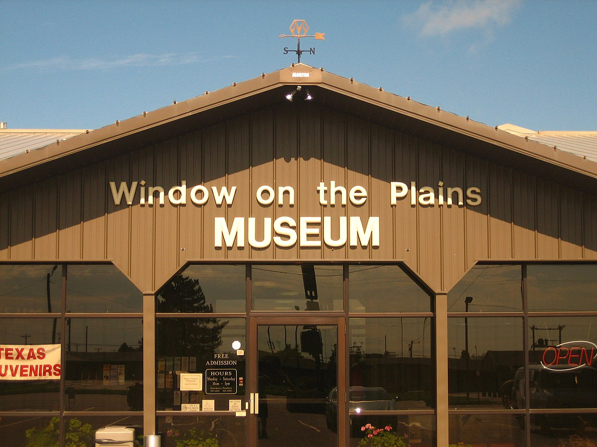 Window On The Plains Museum Wikipedia