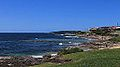 Windy Point with Jibbon in the backround. Viewed from Shelly Beach, Cronulla NSW Australia.jpg