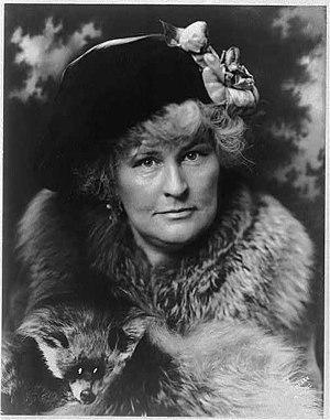 Winifred Bonfils - Winifred Sweet Black Bonfils, 1913