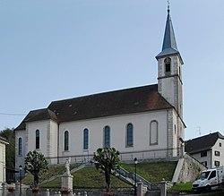 Winkel, Eglise Saint-Laurent.jpg