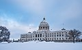 Winter at the Minnesota State Capitol, Saint Paul MNLEG (26610790928).jpg