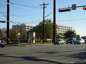 Texas Department of Aging and Disability Services - John H. Winters Human Services Center includes the headquarters for Texas Department of Aging and Disability Services
