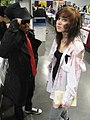 Wizard World Anaheim 2011 - The Spirit and a zombie girl (5675033104).jpg