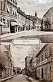 Wohlau, Poststraße und Siegesstraße, 1908.jpg