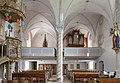 Wolfern Pfarrkirche Empore Orgel.jpg
