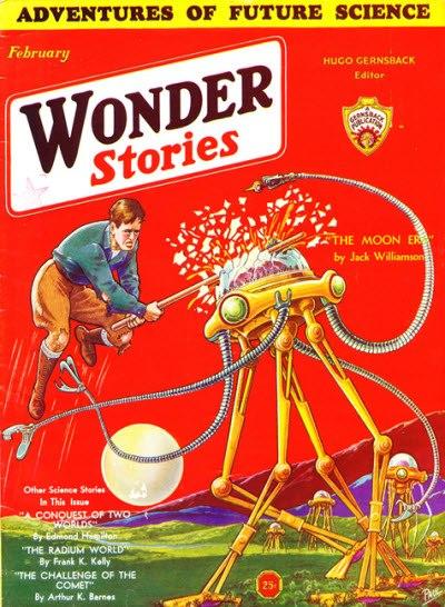 Wonder stories 193202