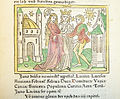 Woodcut illustration of the goddess Juno as patron of marriage - Penn Provenance Project.jpg